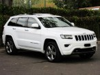 Jeep Grand Cherokee Overland 3.6 V6 AT 2013