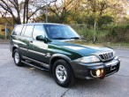 Ssanyoung Musso 2.9 TDI 602 7a MT 2005